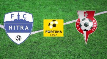 Analýza zápasu 8. kola Fortuna Ligy Nitra - Sereď
