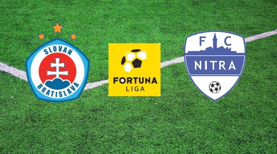 Analýza zápasu Slovan Bratislava - FC Nitra