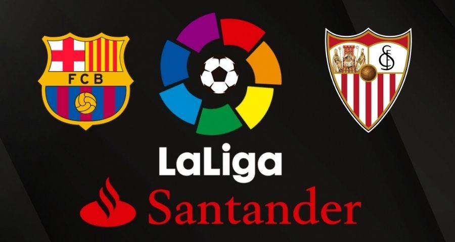 Preview 5. kola La Ligy Barcelona - Sevilla