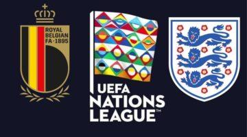 Predzápasová analýza Ligy Národov súboja Belgicko - Anglicko