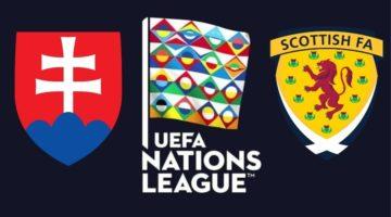 Predzápasová analýza Ligy Národov súboja Slovensko - Škótsko
