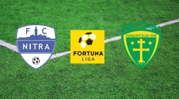Boj o 3. miesto vo Fortuna Lige, zápas medzi Nitrou a Žilnou