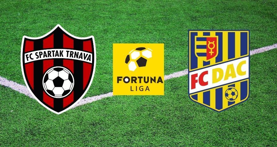 Predzápasová analýza 15. kola Fortuna Ligy: Spartak Trnava - Dunajská Streda