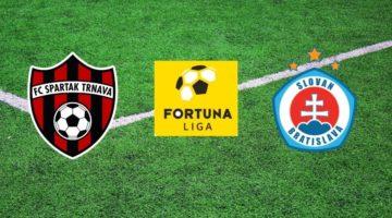 Predzápasová analýza zápasu 17. kola Fortuna Ligy: Spartak Trnava - Slovan Bratislava
