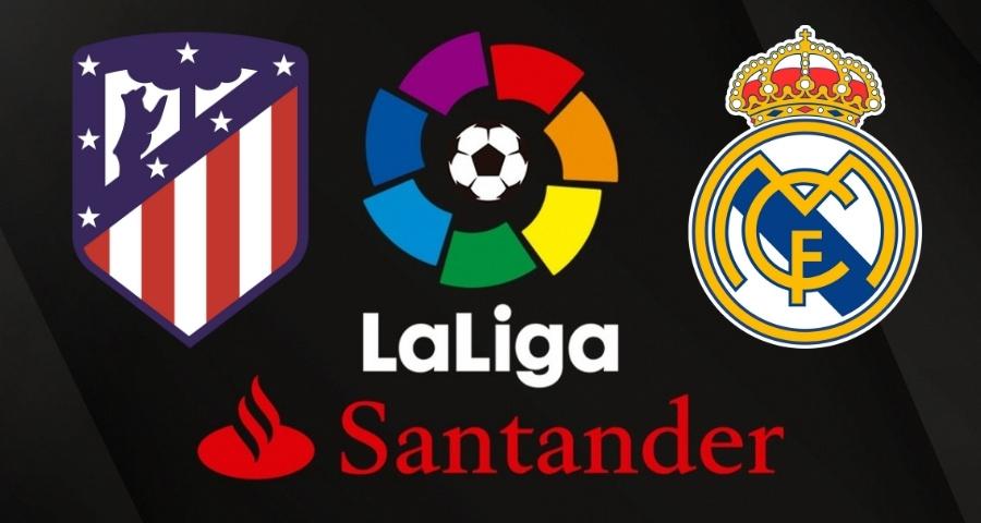 Sledujte predzápasovú analýzu 26. kola Primera Division a zápasu Atlético Madrid - Real Madrid