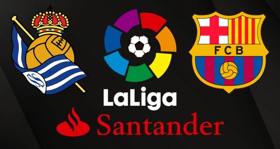 Sledujte predzápasovú analýzu 28. kola Primera Division: Real Sociedad - Barcelona