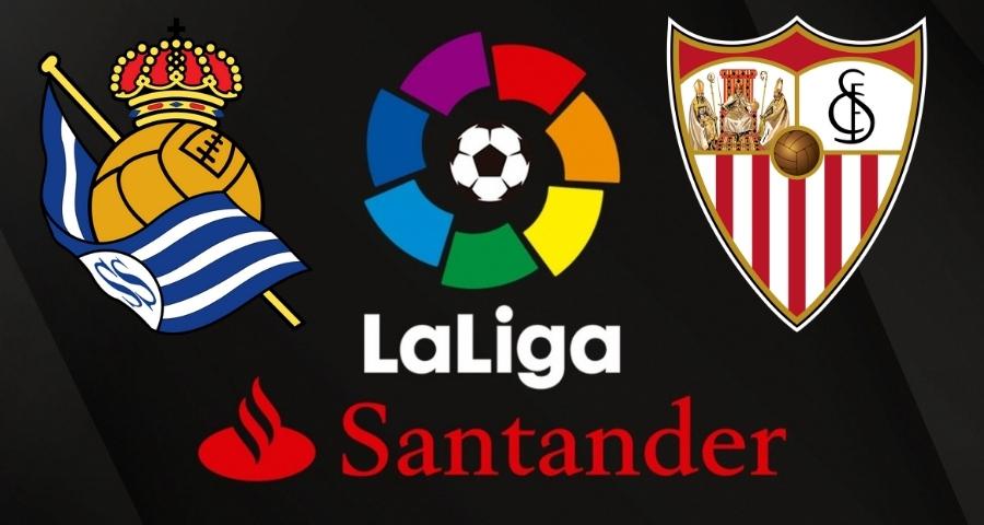 Preview 33. kola Primera Division: Real Sociedad - Sevilla