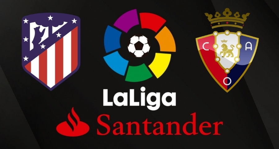 Preview 37. kola Primera Division: Atletico Madrid - Osasuna