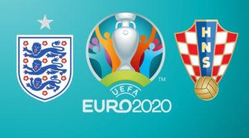 Pozrite si analýzu zápasu na EURO 2021 Anglicko - Chorvátsko