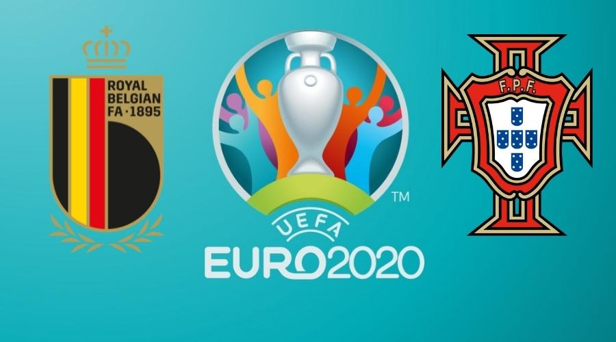 Pozrite si analýzu zápasu na EURO 2021 Belgicko - Portugalsko