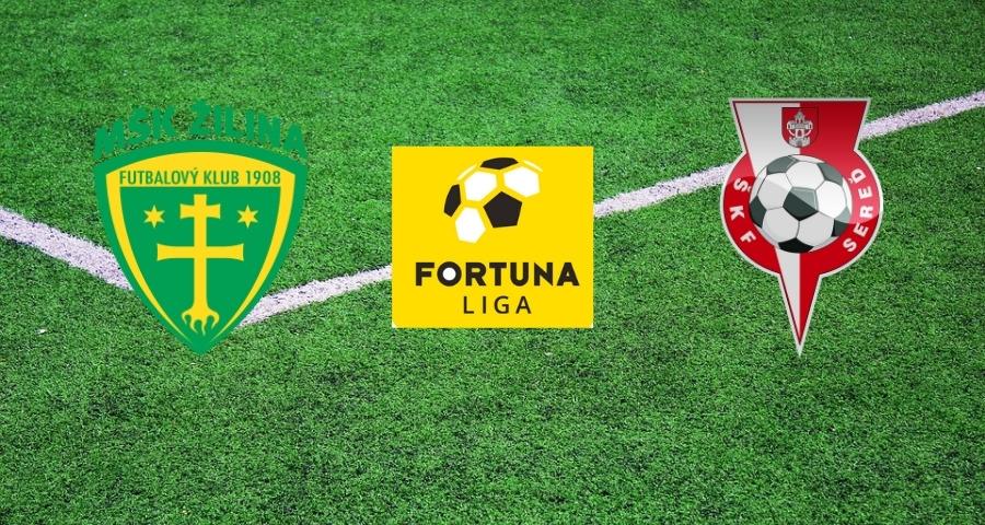 Sledujte predzápasovú analýzu 1. kola Fortuna Ligy a zápasu Žilina - Sered