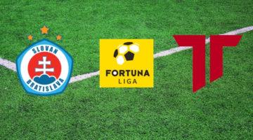 Sledujte predzápasovú analýzu 2. kola Fortuna Ligy a zápasu Slovan Bratislava - Trenčín