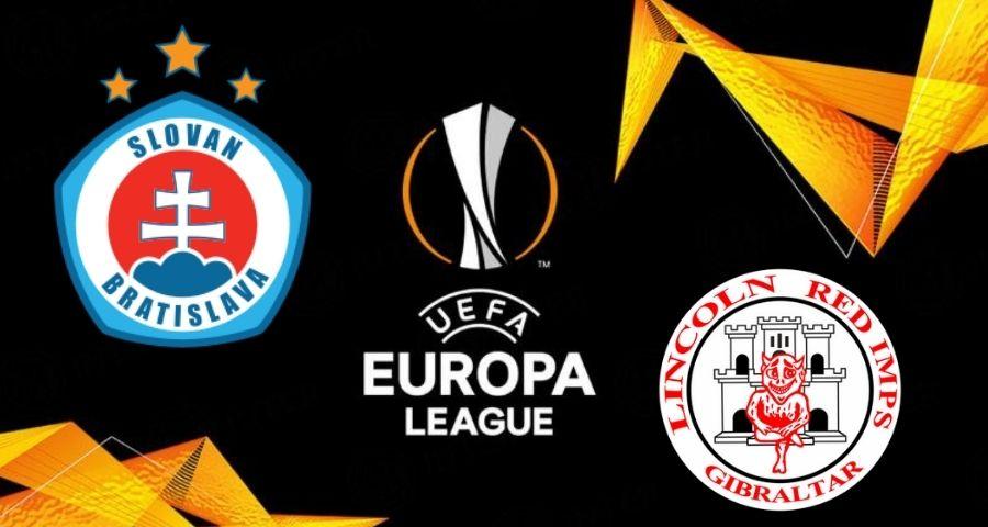 Sledujte predzápasovú analýzu kvalifikácie Európskej ligy a zápasu Slovan Bratislava - Lincoln Red Imps